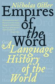 Cover Empires of the Word oleh Nicholas Ostler