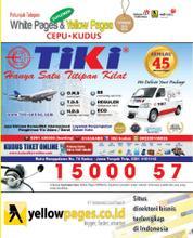 Cover Majalah Yellow Pages - Blora-Cepu-Kudus