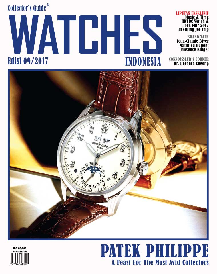 Collector's Guide WATCHES Digital Magazine ED 09 December 2017