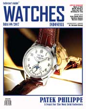 Collector's Guide WATCHES Magazine Cover ED 09 December 2017