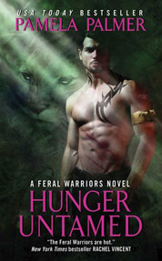 Hunger Untamed by Pamela Palmer Cover