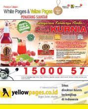 Cover Majalah Yellow Pages - Pematang Siantar