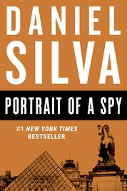 Portrait of a Spy by Daniel Silva Cover