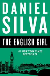 Cover The English Girl oleh Daniel Silva