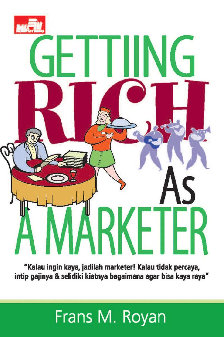 Buku Digital Getting Rich As A Marketer oleh Frans M. Royan
