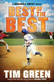 Best of the Best by Tim Green Cover