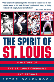 The Spirit of St. Louis by Peter Golenbock Cover