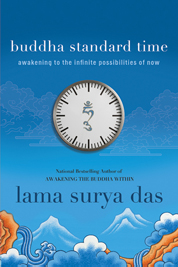 Buddha Standard Time by Surya Das Cover