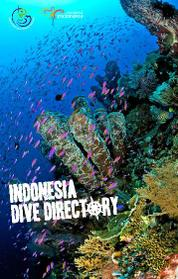 Indonesia Dive Directory by Wonderful Indonesia & Scuba Diver Australasia Magazine Cover