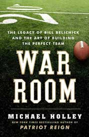 War Room by Michael Holley Cover