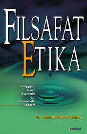 Cover Filsafat Etika oleh Dr. Ahmad Subhi Shaleh