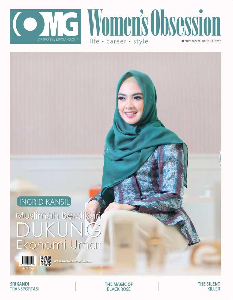 Women's Obsession Digital Magazine ED 31 September 2017