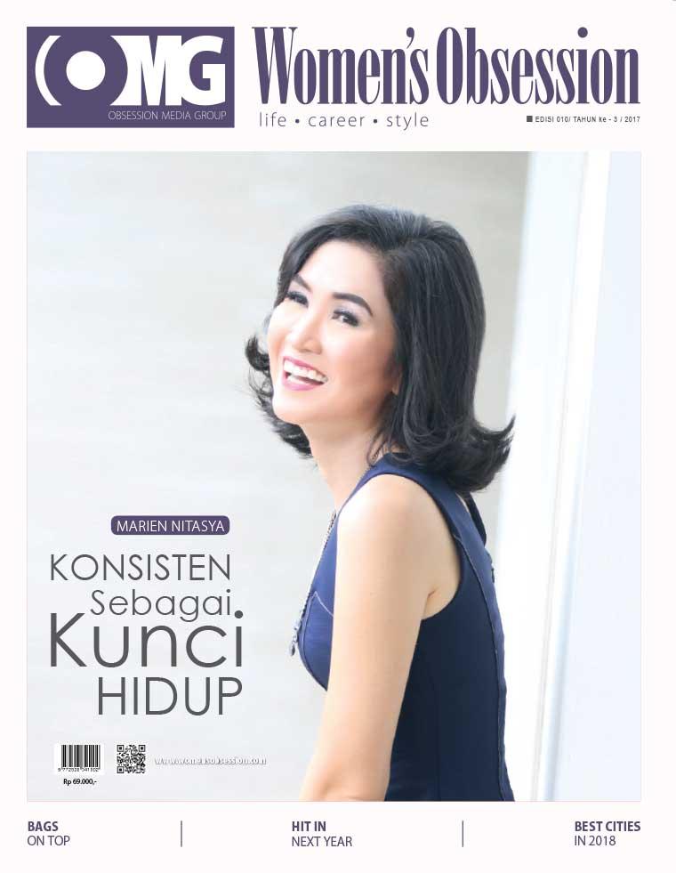 Majalah Digital Women's Obsession ED 34 Desember 2017