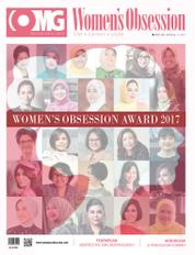 Cover Majalah Women's Obsession ED 26 April 2017
