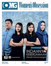 Cover Majalah Women's Obsession ED 28 Juni 2017