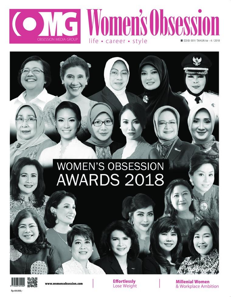 Majalah Digital Women's Obsession ED 37 Maret 2018