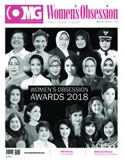Women's Obsession Magazine Cover ED 37 March 2018