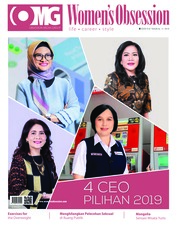 Cover Majalah Women's Obsession ED 48 Februari 2019