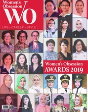 Women's Obsession Magazine Cover ED 49 March 2019