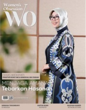 Cover Majalah Women's Obsession ED 50 April 2019