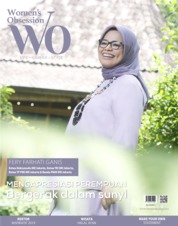 Cover Majalah Women's Obsession ED 51 Mei 2019