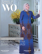 Cover Majalah Women's Obsession ED 53 Juli 2019