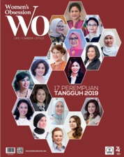 Cover Majalah Women's Obsession