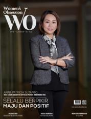Cover Majalah Women's Obsession ED 55 September 2019