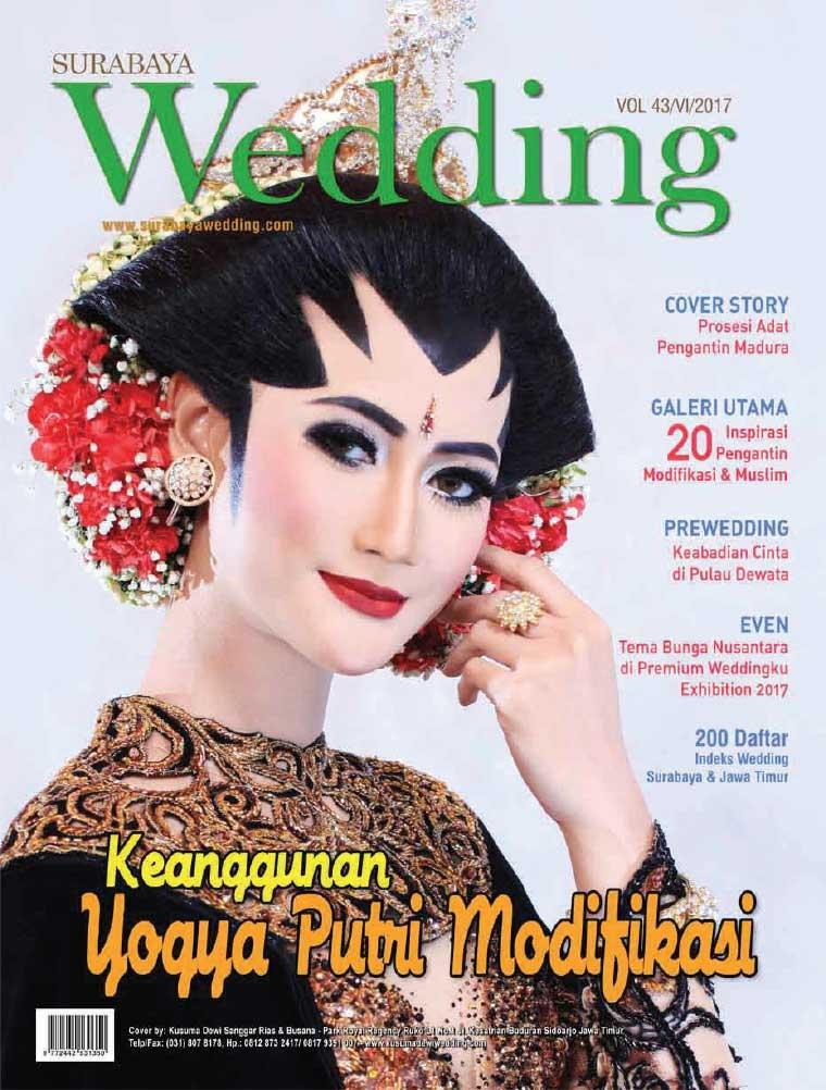 SURABAYA Wedding Digital Magazine ED 43 May 2017