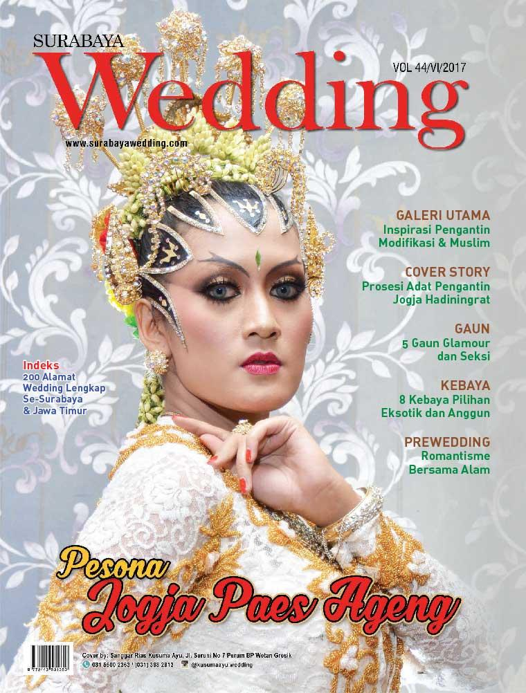 SURABAYA Wedding Digital Magazine ED 44 June 2017
