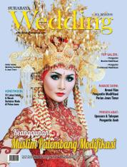 SURABAYA Wedding Magazine Cover ED 39 October 2016