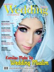 SURABAYA Wedding Magazine Cover ED 42 March 2017