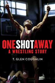 One Shot Away by T. Glen Coughlin Cover