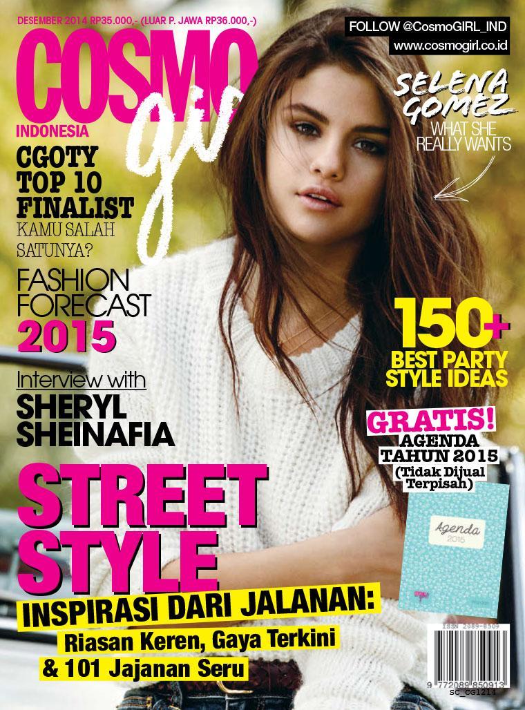 cosmo girl indonesia magazine december 2014 gramedia digital