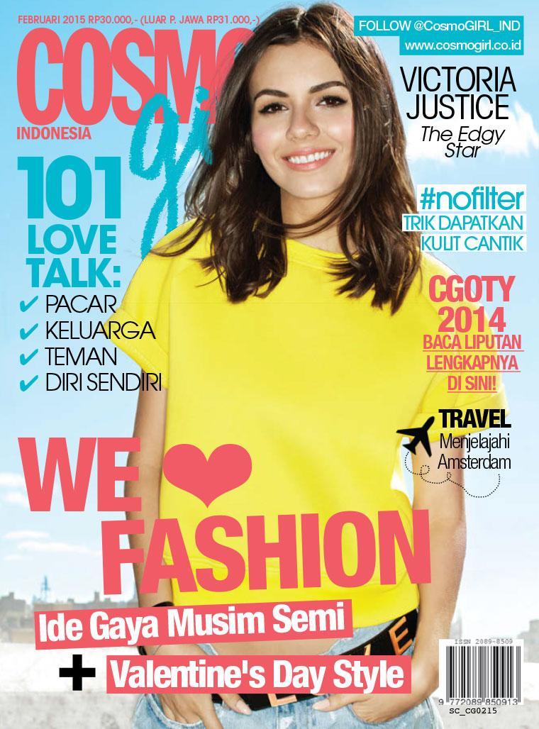 cosmo girl indonesia magazine february 2015 gramedia digital