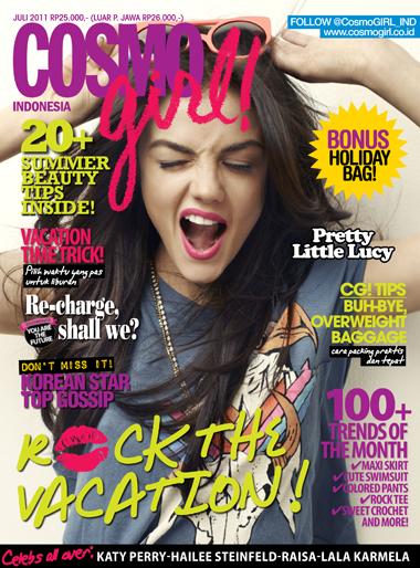 cosmo girl indonesia magazine july 2011 gramedia digital