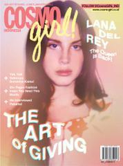 COSMO girl! Indonesia Magazine Cover June 2017