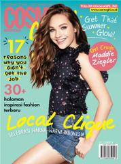 COSMO girl! Indonesia Magazine Cover August 2017
