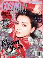 COSMO girl! Indonesia Magazine Cover September 2017