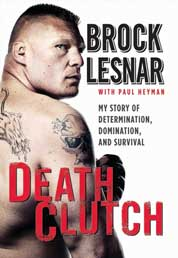 Death Clutch by Brock Lesnar Cover