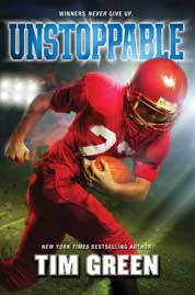 Unstoppable by Tim Green Cover