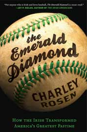 The Emerald Diamond by Charley Rosen Cover