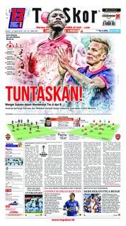 Cover Top Skor 12 April 2018