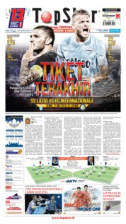 Cover Top Skor 19 Mei 2018