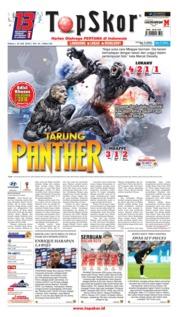 Cover Top Skor 10 Juli 2018