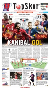 Cover Top Skor 18 September 2018