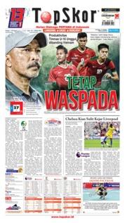 Cover Top Skor 24 September 2018