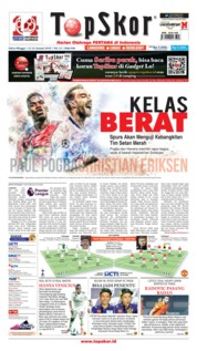 Cover Top Skor 12 Januari 2019