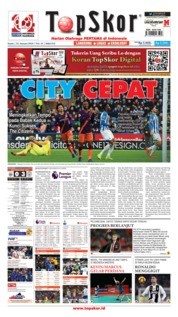 Cover Top Skor 21 Januari 2019