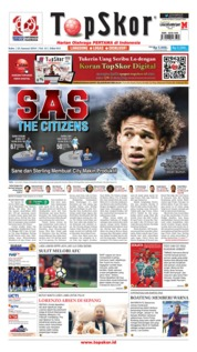 Cover Top Skor 23 Januari 2019